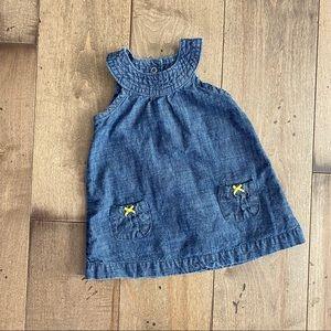 Carter's Baby Girl Dress 6 Month Summer Spring